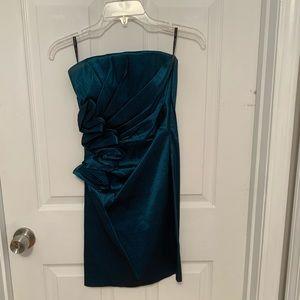 Blue/Green Cocktail Dress